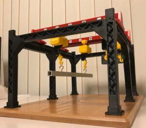 3Dプリント模型